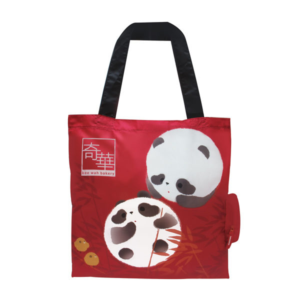 Limited Edition Panda Eco-Bag (Bamboo Panda)
