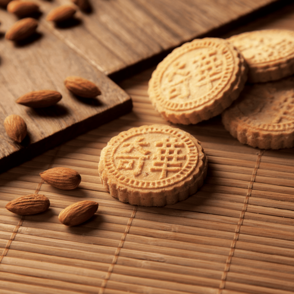 Handmade Almond Biscuits