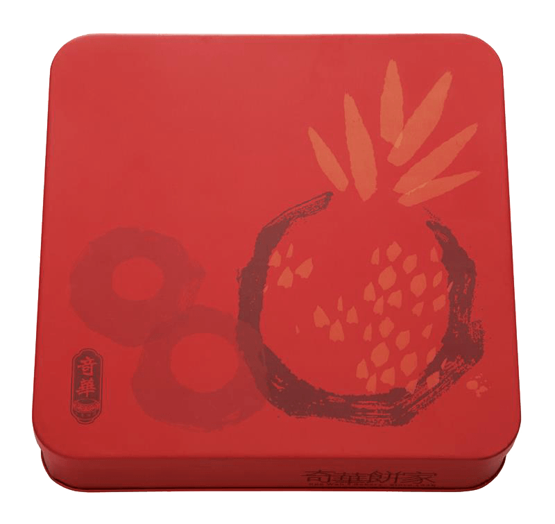 Assorted Fruit Short Cakes Small Box