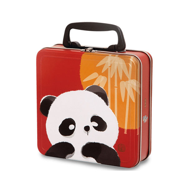 Panda Carry Tin Case (4pc Mini Panda)