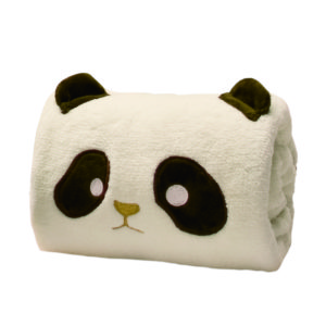 Limited Edition Panda Fleece Blanket
