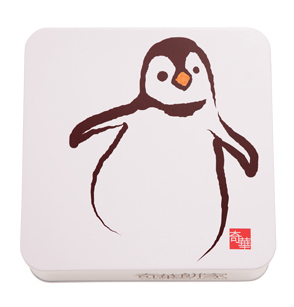 Kee Wah Gift - Penguin Cookies Gift Tin