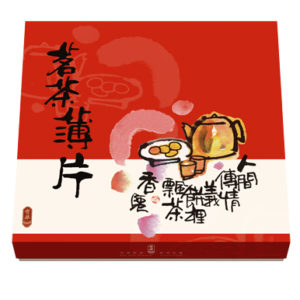 Kee Wah Gift - Assorted Tea Cookies