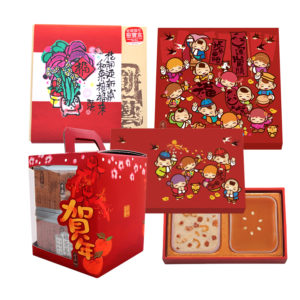 Chinese New Year 賀歲食品