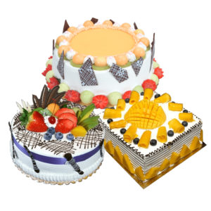 Signature Premium Fresh Cream Cakes