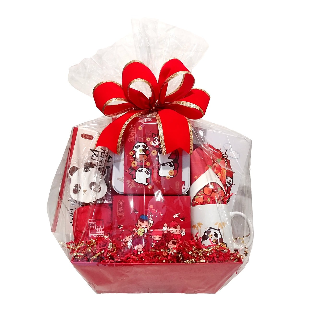 CNY BASKET LARGE