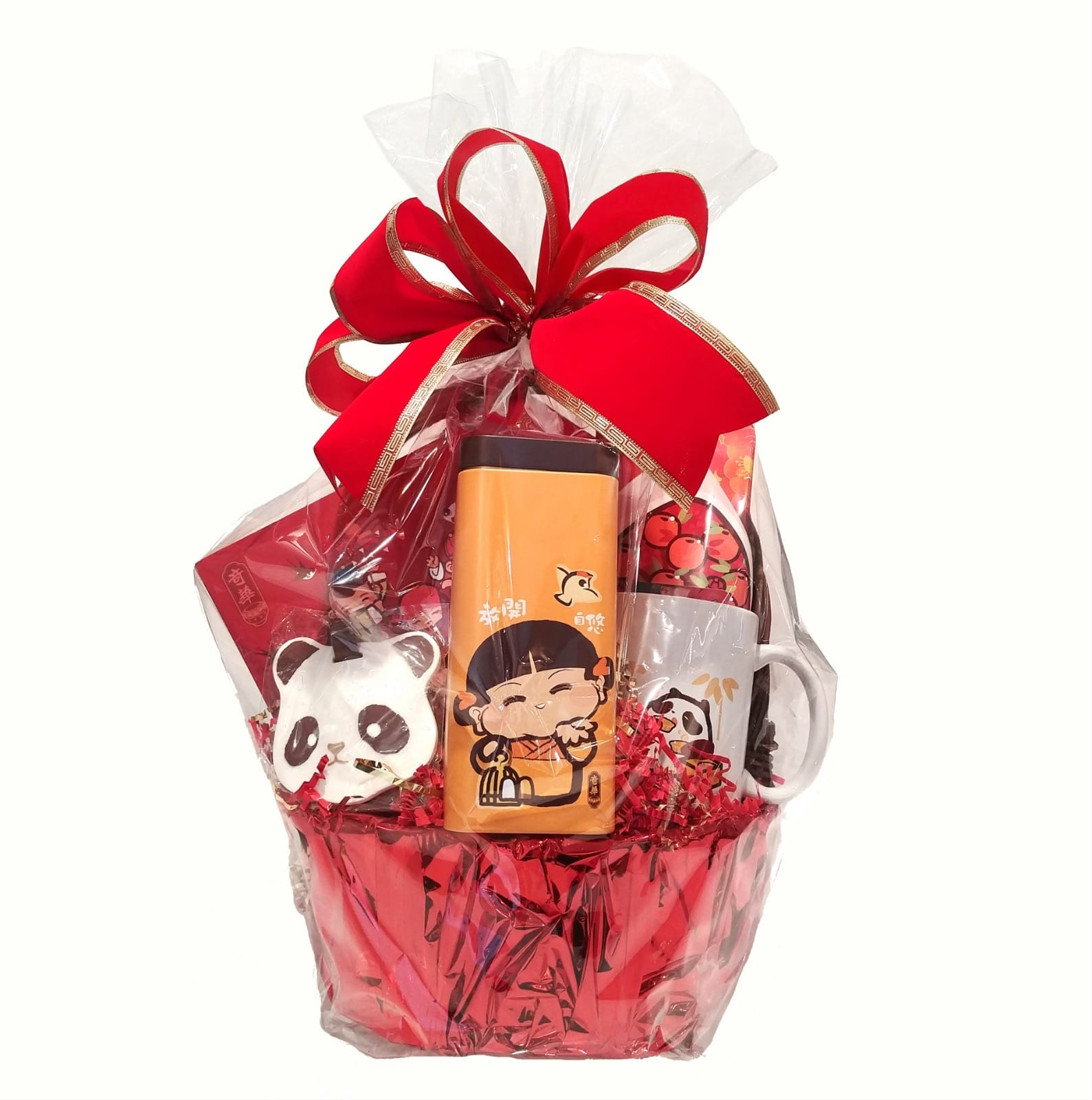 CNY BASKET SMALL